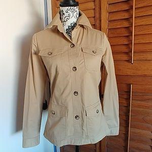 St John's Bay Safari Style Jacket